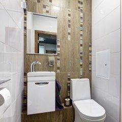 Отель Жилое помещение Братиславская Москва ванная