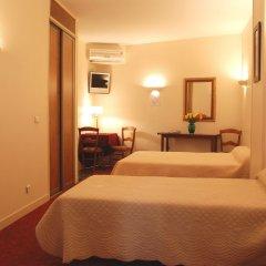 Hotel Paris Gambetta Париж комната для гостей фото 4