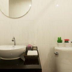 Green Leaf Hostel ванная