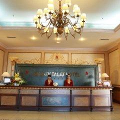 Sammy Dalat Hotel интерьер отеля