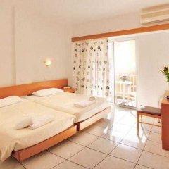 Carina Hotel Родос комната для гостей