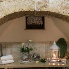 Отель Trulli Family Альберобелло ванная фото 2