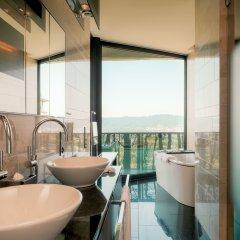 Отель The Dolder Grand ванная