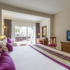 Отель Grand Palladium Palace Ibiza Resort & Spa Испания, Сант Джордин де Сес Салинес - 1 отзыв об отеле, цены и фото номеров - забронировать отель Grand Palladium Palace Ibiza Resort & Spa онлайн комната для гостей фото 4
