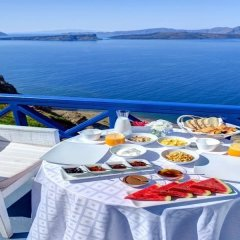 Отель Astarte Suites Греция, Остров Санторини - отзывы, цены и фото номеров - забронировать отель Astarte Suites онлайн питание фото 2