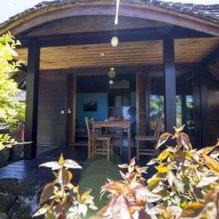 Отель Oa Oa Lodge Французская Полинезия, Бора-Бора - отзывы, цены и фото номеров - забронировать отель Oa Oa Lodge онлайн питание фото 2