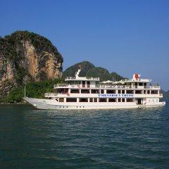 Отель Halong Silversea Cruise пляж