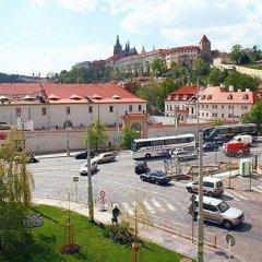 Отель Trinidad Prague Castle Прага фото 3