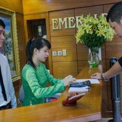 Отель Emerald Hotel Вьетнам, Ханой - отзывы, цены и фото номеров - забронировать отель Emerald Hotel онлайн интерьер отеля фото 2