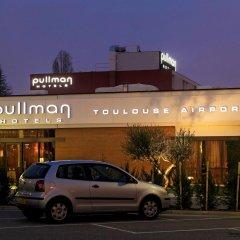 Отель Pullman Toulouse Airport Франция, Бланьяк - отзывы, цены и фото номеров - забронировать отель Pullman Toulouse Airport онлайн городской автобус
