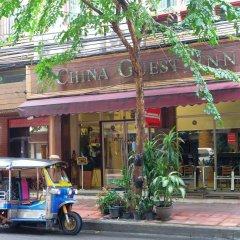 Отель China Guest Inn Бангкок городской автобус