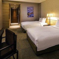 Отель Grand Mercure Singapore Roxy сейф в номере