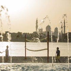 Отель Fairmont Bab Al Bahr спортивное сооружение
