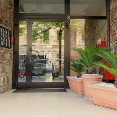 Отель Giotto Eremitani Италия, Падуя - отзывы, цены и фото номеров - забронировать отель Giotto Eremitani онлайн интерьер отеля фото 2