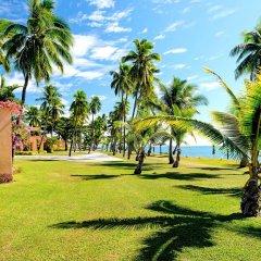 Отель Sheraton Fiji Resort Фиджи, Вити-Леву - отзывы, цены и фото номеров - забронировать отель Sheraton Fiji Resort онлайн пляж фото 2
