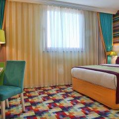 Отель QUA Стамбул комната для гостей