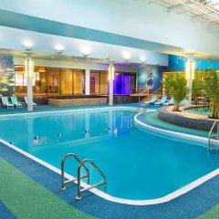 Отель Sheraton at the Falls США, Ниагара-Фолс - отзывы, цены и фото номеров - забронировать отель Sheraton at the Falls онлайн бассейн