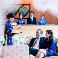 Отель Hôtel du Parc Hanoi Ханой фитнесс-зал фото 4