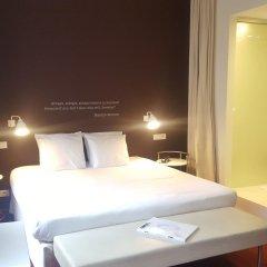 Отель Cafe Pacific - Lounge Bar Брюссель комната для гостей фото 3