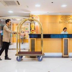 Отель MetroPoint Bangkok фитнесс-зал