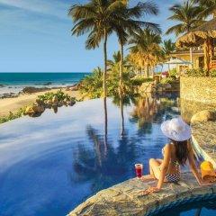 Отель Villa Captiva Мексика, Сан-Хосе-дель-Кабо - отзывы, цены и фото номеров - забронировать отель Villa Captiva онлайн бассейн