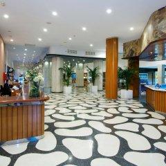 Medplaya Hotel Pez Espada интерьер отеля