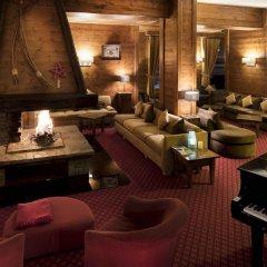 Hotel Mont Vallon Meribel гостиничный бар