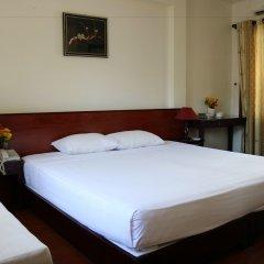 Nhi Trung Hotel комната для гостей