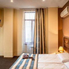 Гостиница Jam Lviv комната для гостей