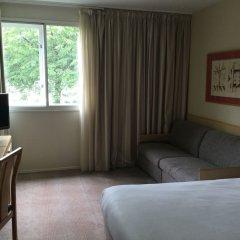 Отель Novotel West Манчестер комната для гостей фото 5