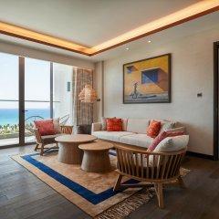 Отель Radisson Blu Resort Cam Ranh Вьетнам, Кам Лам - отзывы, цены и фото номеров - забронировать отель Radisson Blu Resort Cam Ranh онлайн комната для гостей