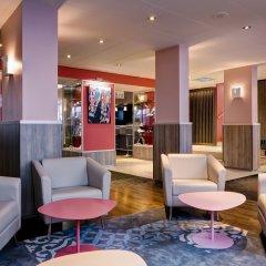 Отель Hôtel Axotel Lyon Perrache Франция, Лион - 3 отзыва об отеле, цены и фото номеров - забронировать отель Hôtel Axotel Lyon Perrache онлайн интерьер отеля фото 2