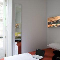 Отель Gat Rossio Лиссабон комната для гостей фото 2