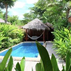 Отель ChiCChiLL @ Eravana, eco-chic pool-villa, Pattaya бассейн фото 2