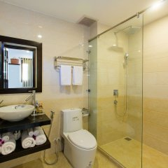 Отель OHANA Garden Boutique Villa ванная