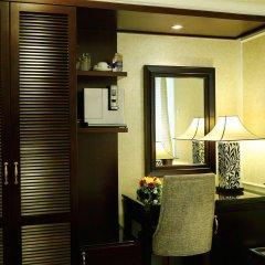 Anpha Boutique Hotel сейф в номере