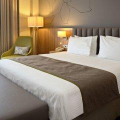 Гостиница Holiday Inn Moscow Seligerskaya комната для гостей фото 9