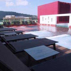 Sleep With Me Hotel design hotel @ patong бассейн