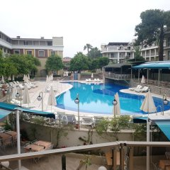 Отель Novia Gelidonya Кемер бассейн фото 2