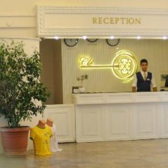 Cle Seaside Hotel Турция, Мармарис - отзывы, цены и фото номеров - забронировать отель Cle Seaside Hotel онлайн интерьер отеля