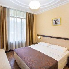 Гостиница Мыс Видный комната для гостей фото 3