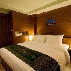 Ideal Hotel Pratunam Бангкок комната для гостей фото 4