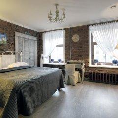 Отель ReMarka на Столярном Санкт-Петербург комната для гостей