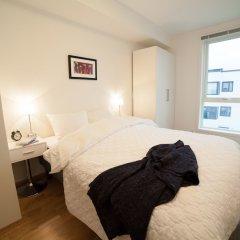 Апартаменты Damsgård Apartments комната для гостей фото 5