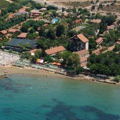 Leda Beach Hotel Сиде пляж