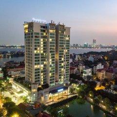 Отель Fraser Suites Hanoi пляж