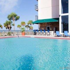 Отель Holiday Inn Lido Beach, Sarasota пляж фото 2