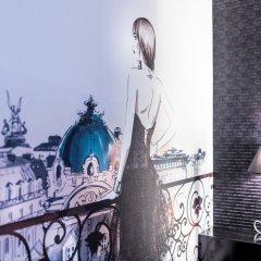 Отель Le Rayz Франция, Париж - отзывы, цены и фото номеров - забронировать отель Le Rayz онлайн балкон