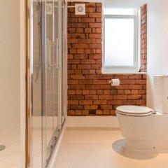 Апартаменты Manchester Arena Apartments ванная