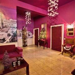 Отель Castle Inn Варшава интерьер отеля